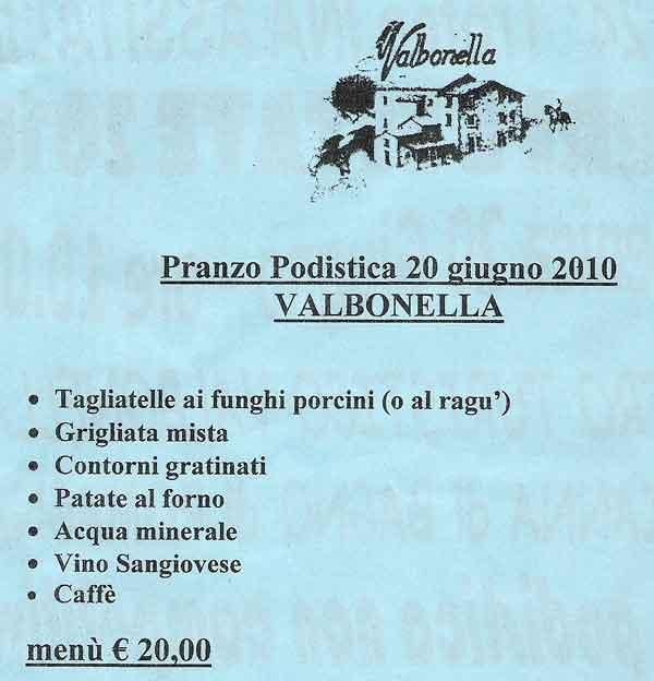 Locandine valbonella valgianna bagno romagna fc corri l 39 estate 2010 - Valbonella bagno di romagna ...