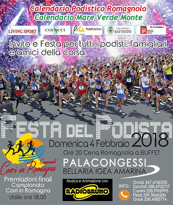 Il Calendario Del Podista.Locandine Bellaria Bellaria Igea Marina Rn Festa Del