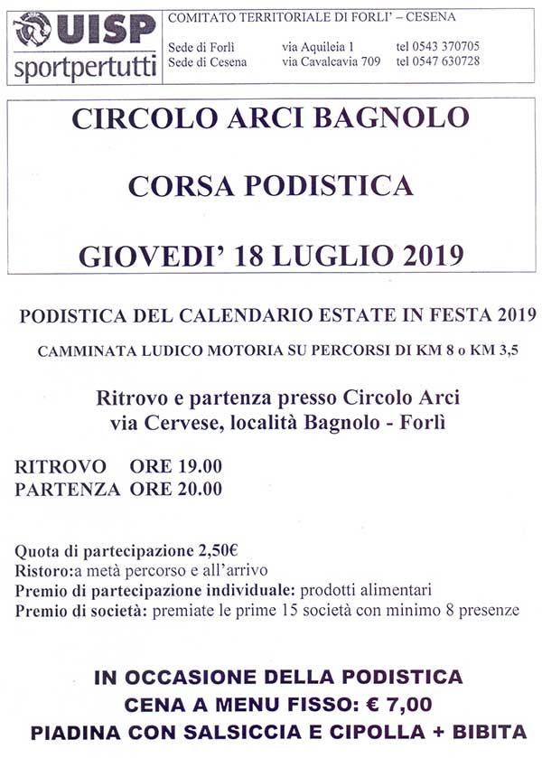 Calendario Cipolle 2019.Locandine Bagnolo Forli Fc Estate In Festa Circolo